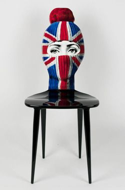 The Latest Hot Seat From Fornasetti Jnr