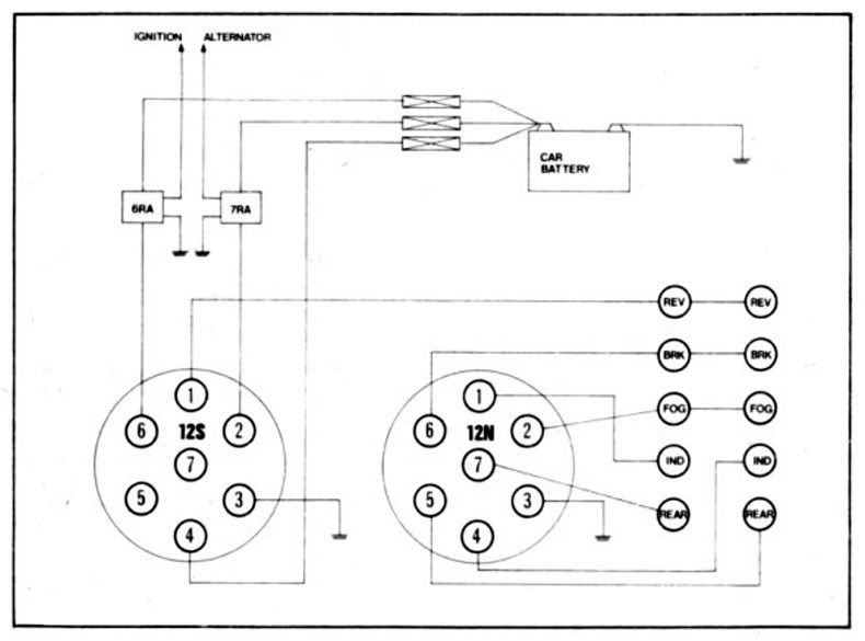 12s Plug Wiring Diagram