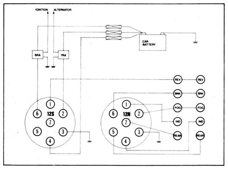 12s Plug Wiring Diagram