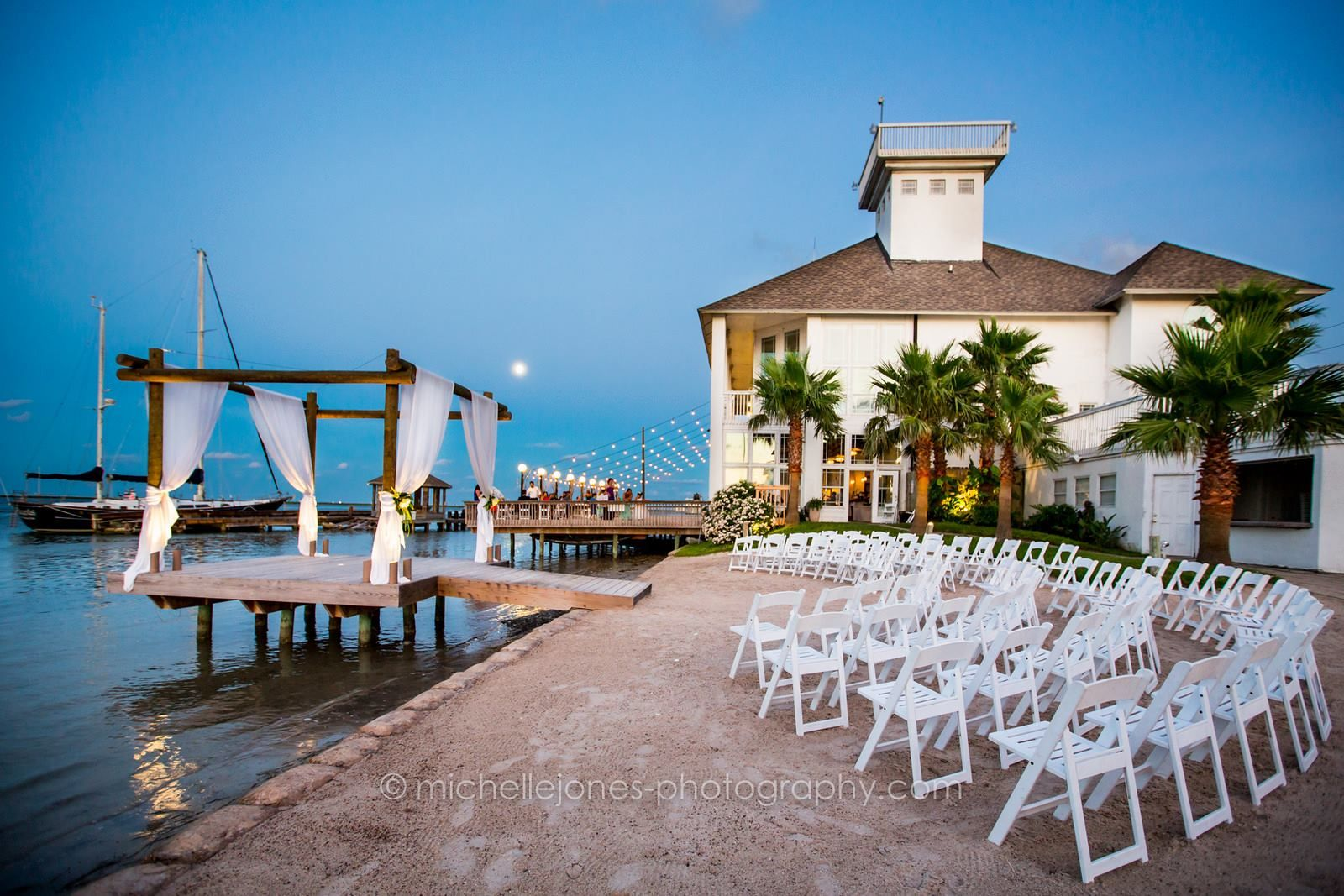 The Venue Mansion By Sea Texas Beach Weddings