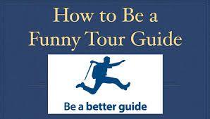 tour guide speech sample