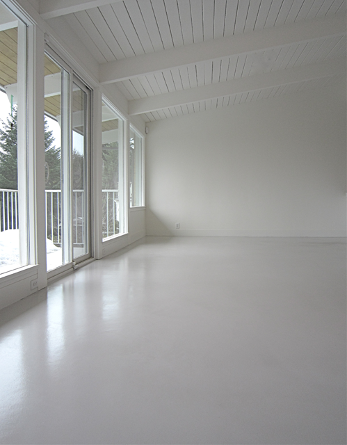 Concrete Residential Floors for your Home in the Vancouver area. Functional  & Decorative Concrete Floors