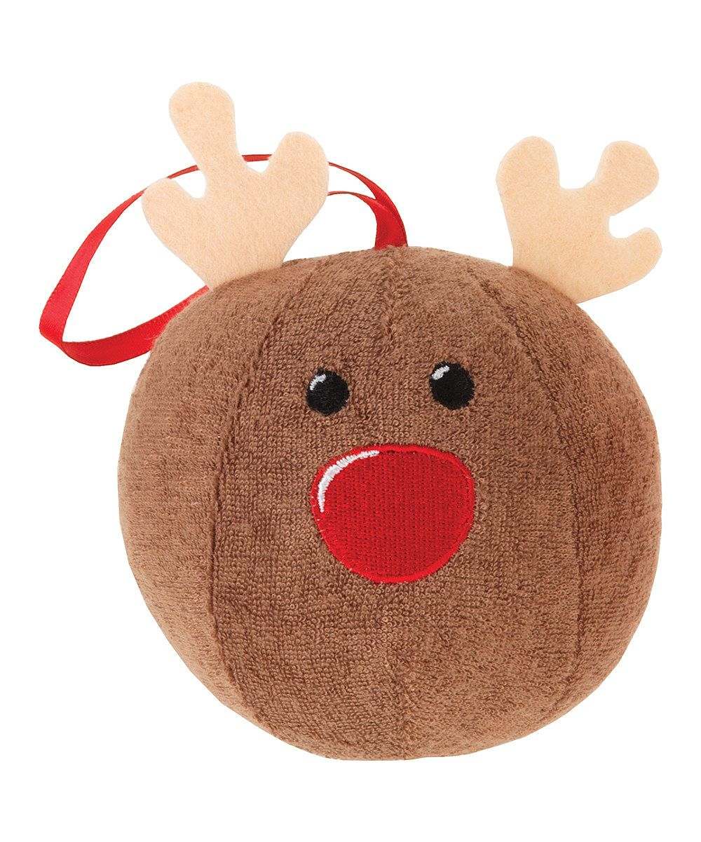 Look at this Upper Canada Soap Reindeer Holiday Bath Sponge on ...