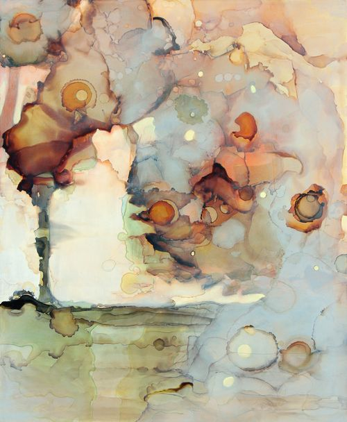 To Show At Act International Invitational Aquarelle Abstraite