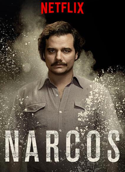 Resultado de imagen de narcos poster