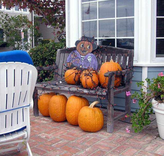 Punkinbench Large Halloween Decorating Ideas Halloween Pinterest - large halloween decorations