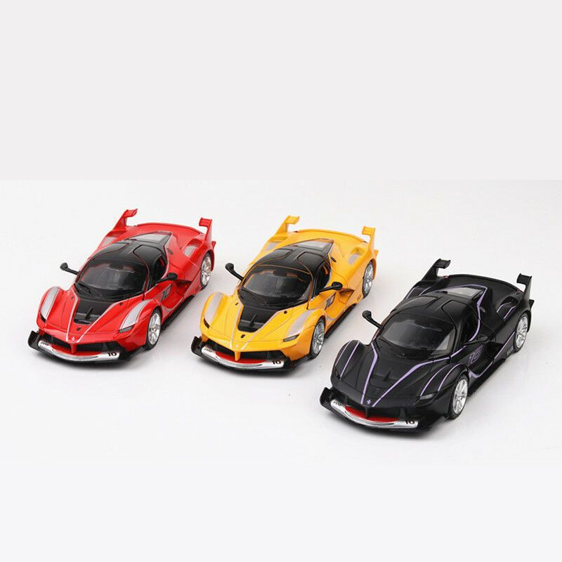 Ferrari La Ferrari FXX 1:32 Diecast Model Car Toy Sound&Light Pullback Power #Ad , #spon, #Diecast#Model#Ferrari #ferrarifxx