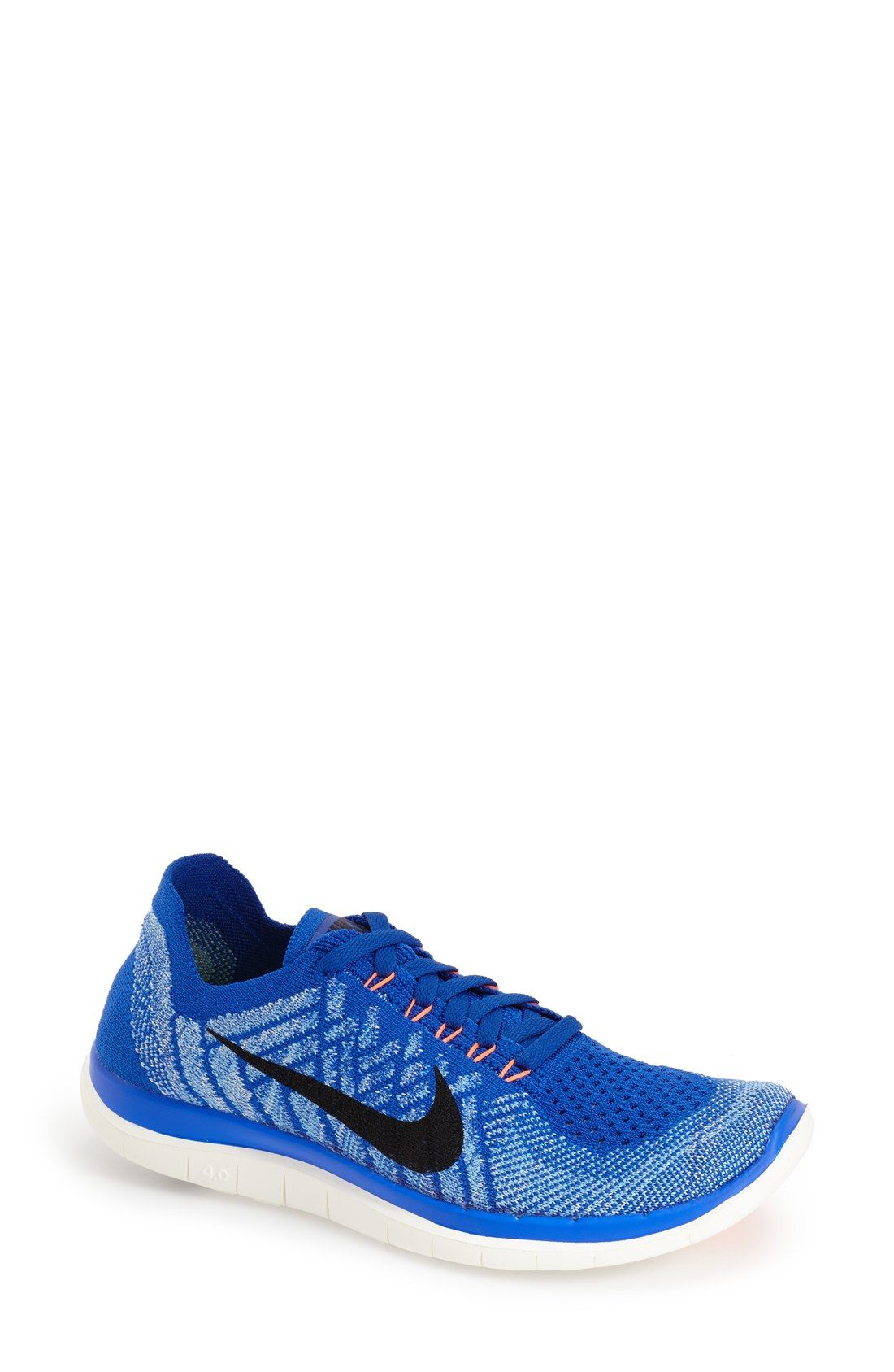 Nike Free Run 4.0 Flyknit Banque Nordstrom