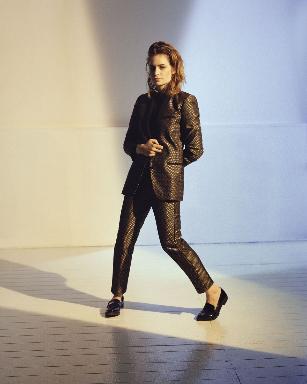 Style Crush Christine And The Queens The Music Playing