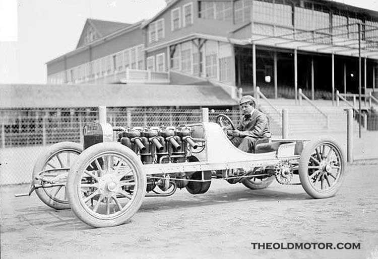 1905 Tincher racer, Chicago | Race cars, Racing, Antique cars