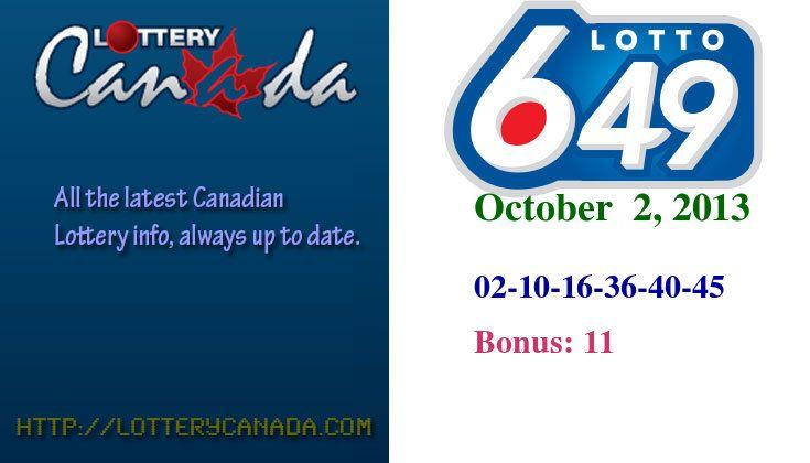 Www Lottery Canada Com