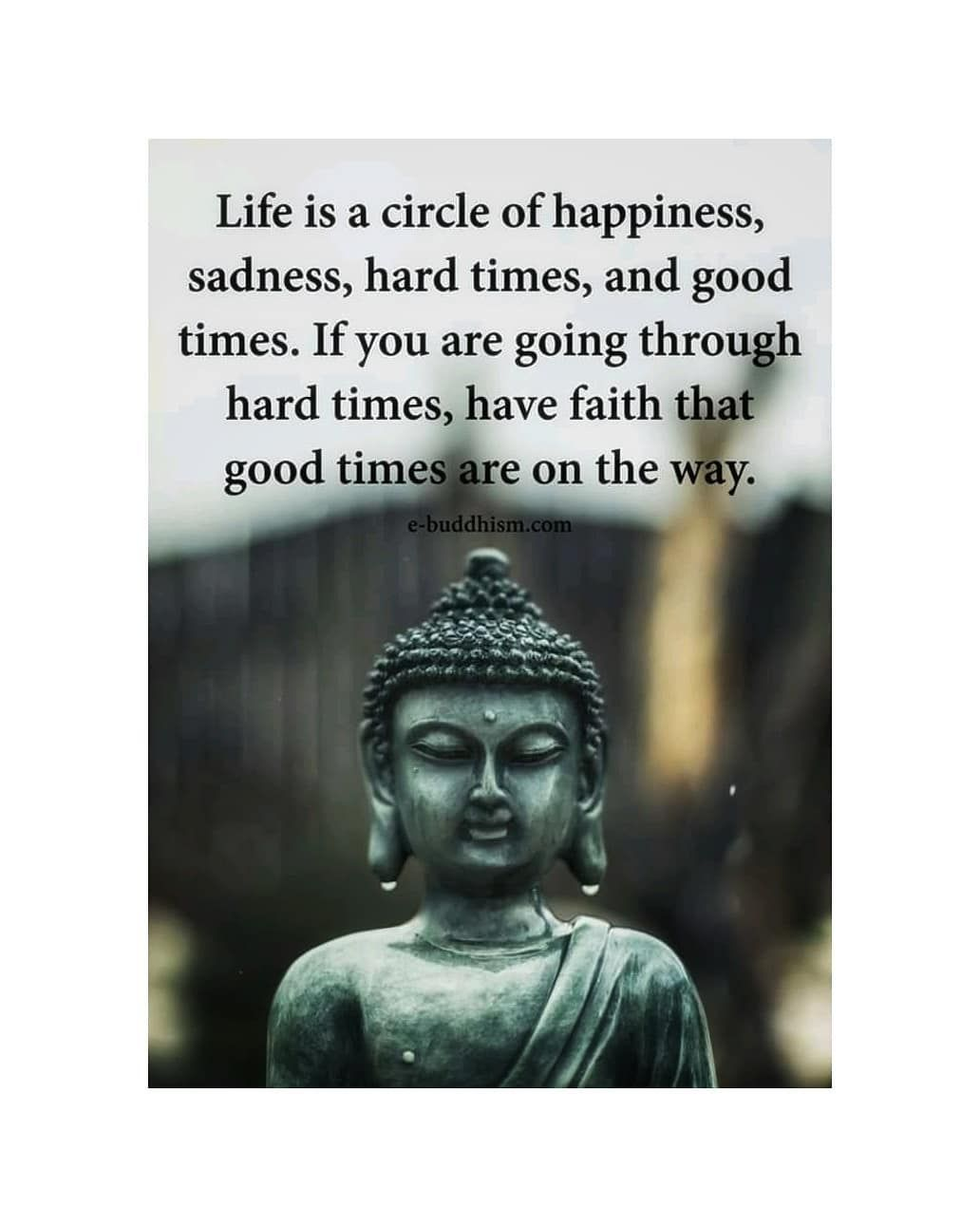 Buddhist Quotes On Time: #budha's #postivethoughts #hardtime #and #goodtimeontheway