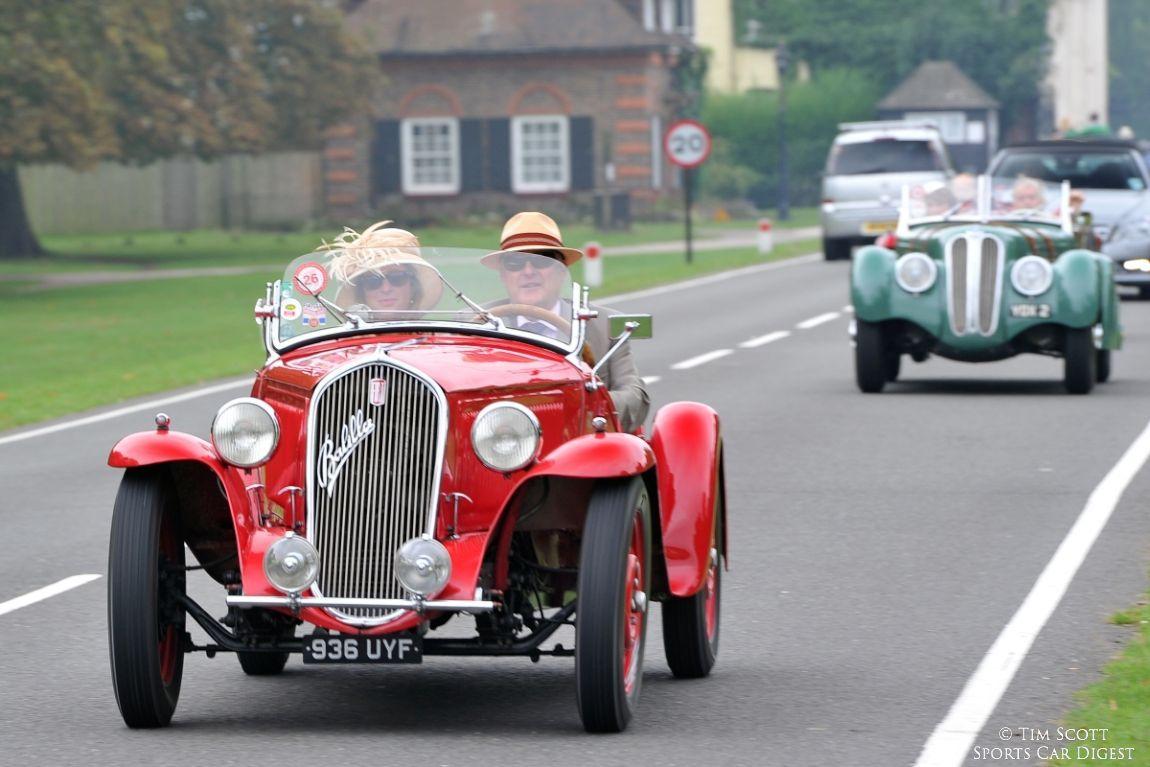 1934 Fiat 508S Balilla | Fiat - Simca | Pinterest | Hampton court ...