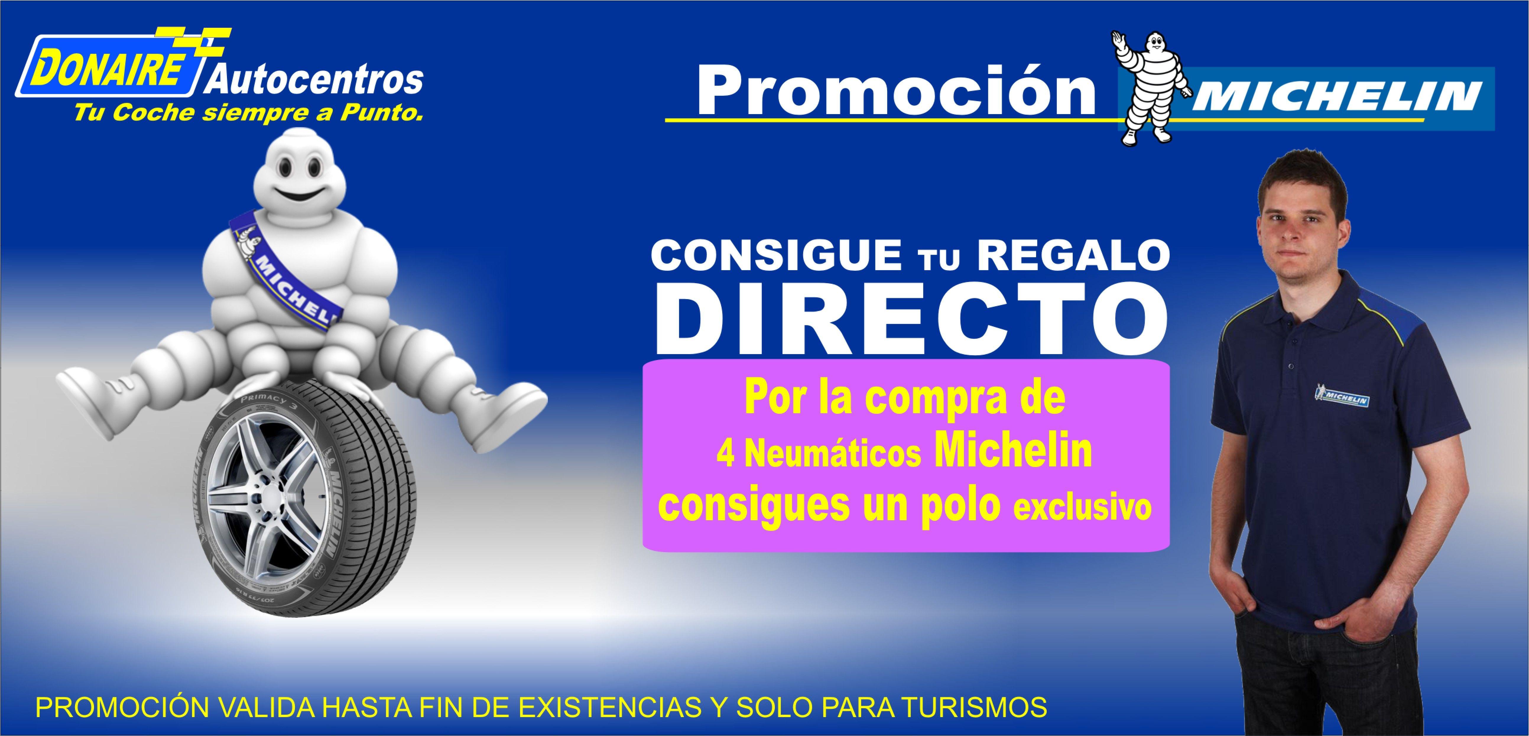 Promocion Donaire Autocentros Y Michelin Neumaticos Compras