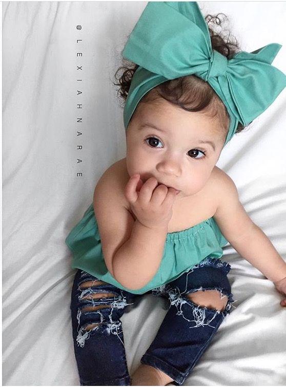 Lexiahna Rae 11 Months African American Amp Mexican ️