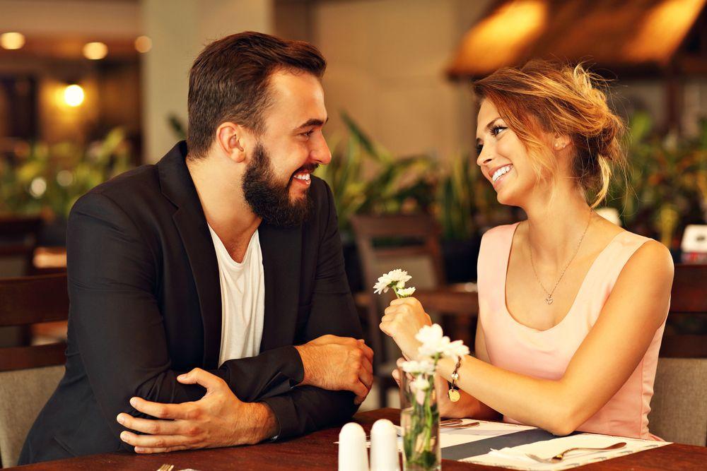 Dating a blind partner