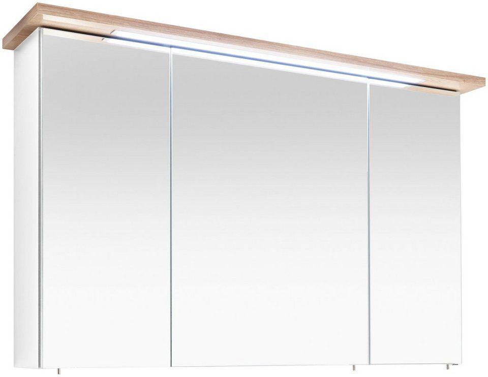 PELIPAL Spiegelschrank »Noventa Spiegelschrank Cesa III«, Breite