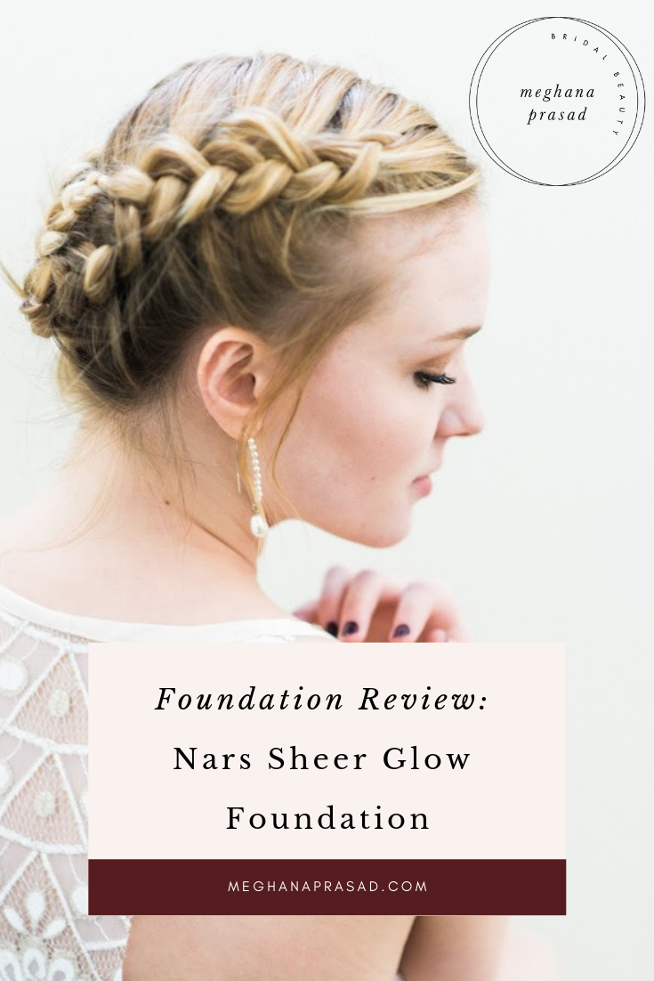 foundation review: nars sheer glow foundation | skin | nars