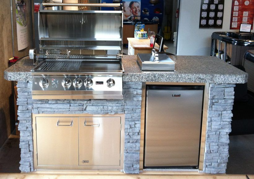 kitchen  awesome outdoor kitchen ideas with boral
