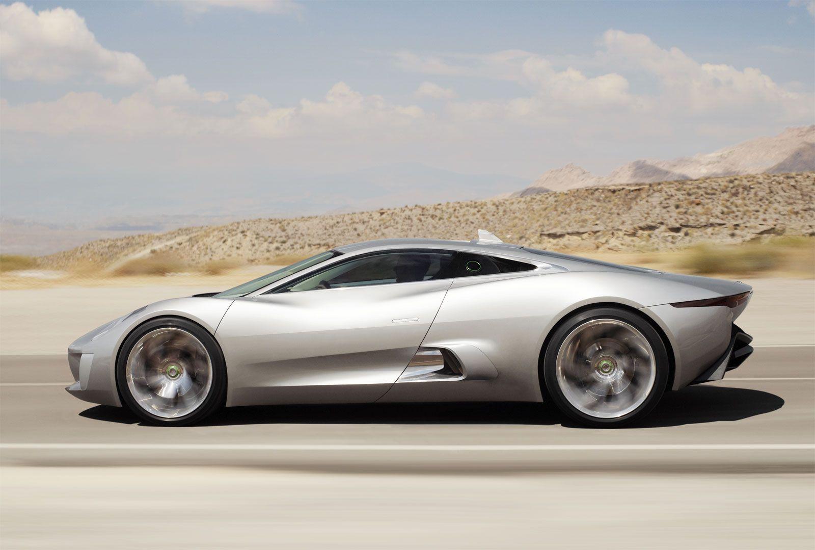 2010 jaguar c x75 concept exotic sports carssuper carprojectsconcept