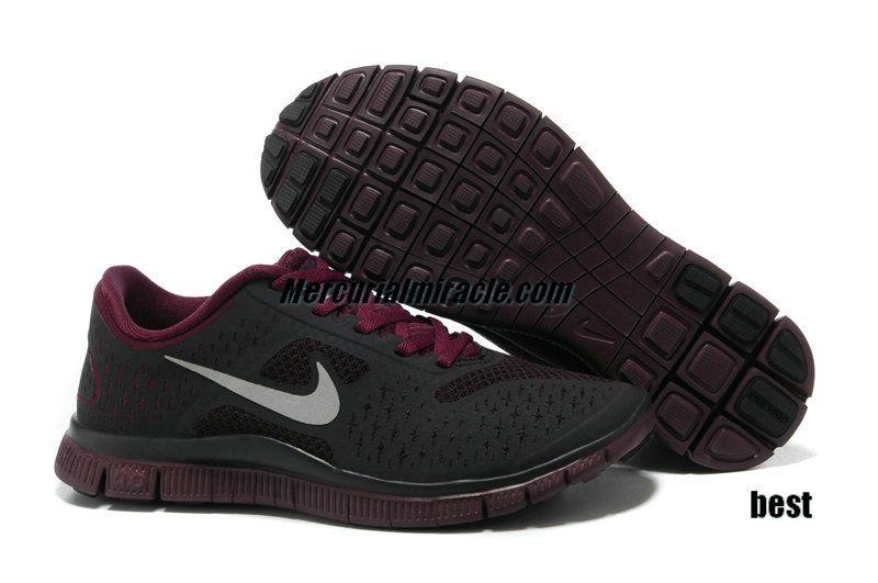 Running shoes nike free