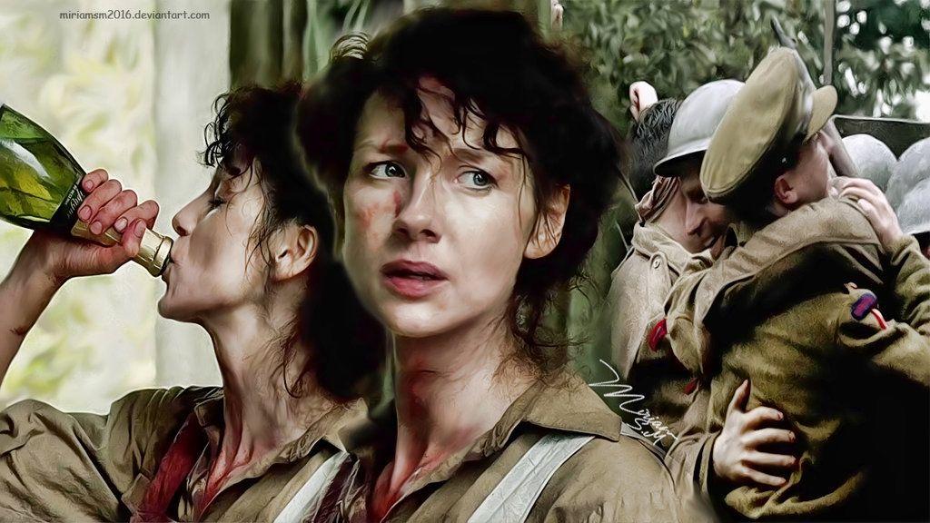 FanArt Outlander Scene 10 by MIRIAMSM2016.deviantart.com on @DeviantArt