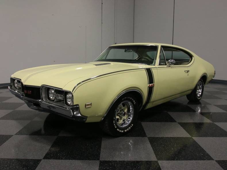 1968 Oldsmobile 442 Coupe | olds | Oldsmobile cutlass