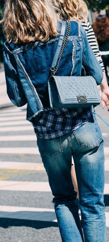 .Street Style - New York Fashion Week Spring/Summer 2016°°