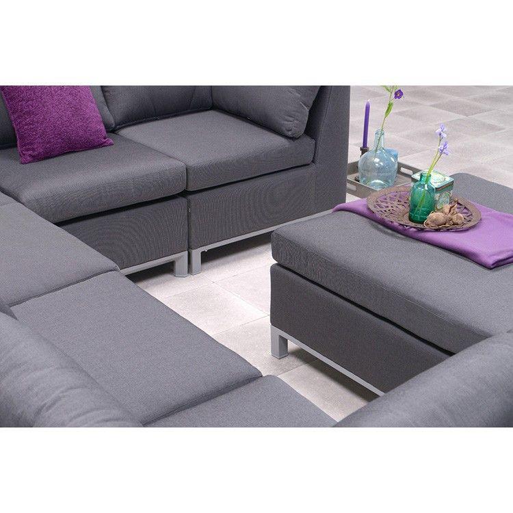 STAVIA - Lounge Set 6-teilig - ALLWEATHER