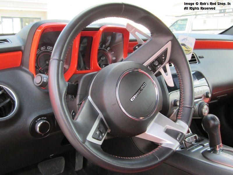 Camaro steering wheel customer of
