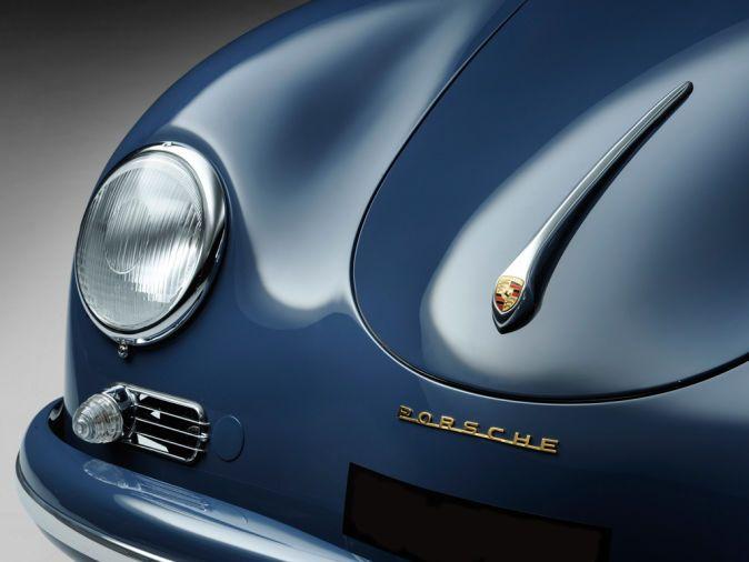 Car Porn: 1957 Porsche 356A Speedster