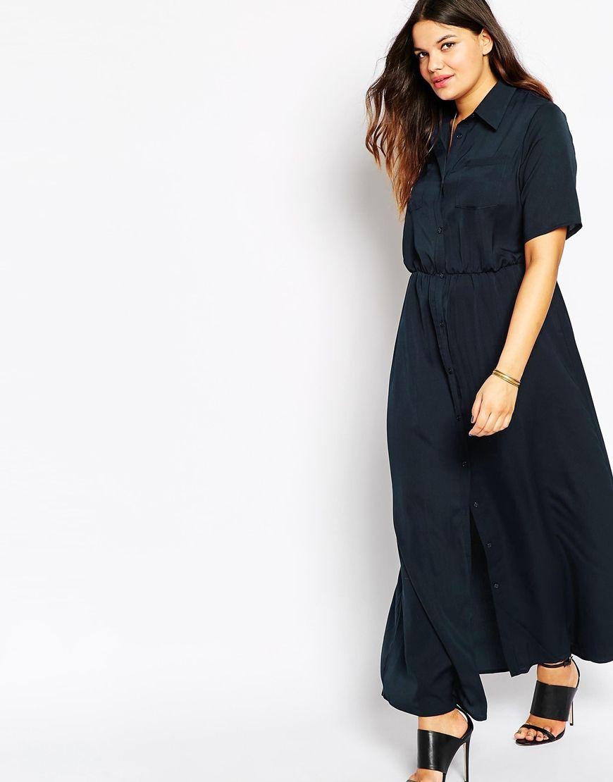 cf7c1e3f6fb Image 4 of Alice   You Utility Shirt Maxi Dress
