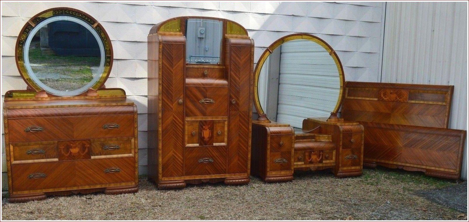Bedroom Vintage Retro Art Deco In 2020 Art Deco Bedroom Furniture Art Deco Bedroom Antique Furniture Makeover