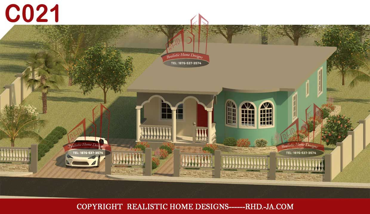 Realistic home designs