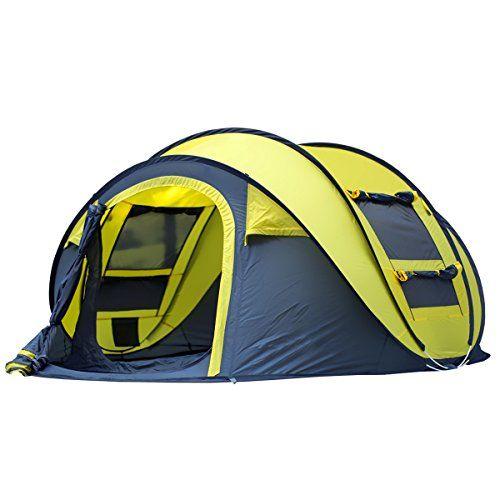 ᐅAutomatisches OutdoorPopUpZelt Für Camping