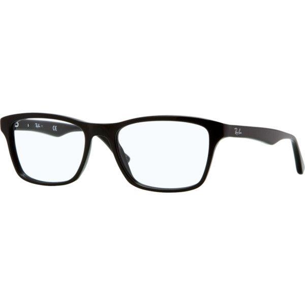 Occhiali da Vista Ray-Ban RX2180VF Highstreet Asian Fit 2000 xwKElmNdV