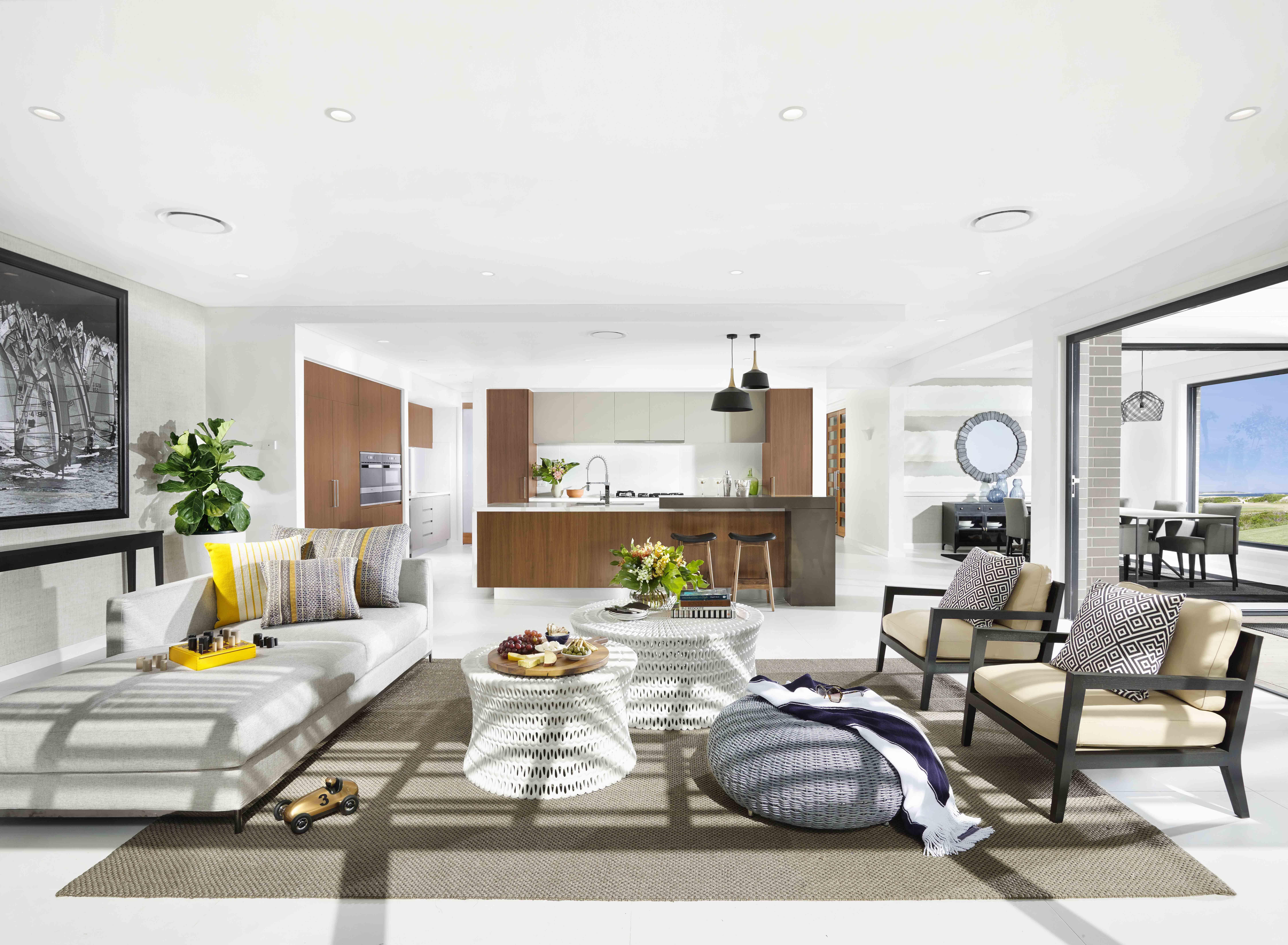 Oceanside 36 || Clarendon Homes Living | Luxurious Living | Pinterest