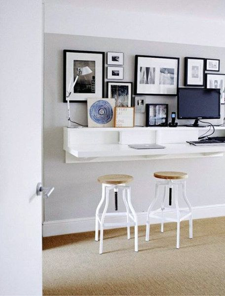 Small Home Office Ideas For Men – Masculine Interior Designs www.bocadolobo.com #bocadolobo #luxuryfurniture #interiodesign #designideas