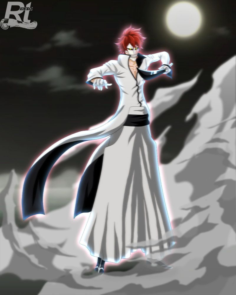Bleach Oc Arashi By Sickeld160 On Deviantart: Bleach OC: Xenethis Chimera By *Rtenzo On DeviantART
