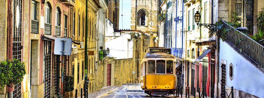 O Elétrico de Lisboa leva-nos mais longe, a ruas e ruelas, a recantos de charme, ao miradouro romântico, ao palácio imponente...