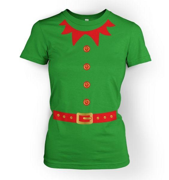 6def24e1c50 13 T-shirts designs with Santa s helpers  The Elfs - fancy-tshirts ...