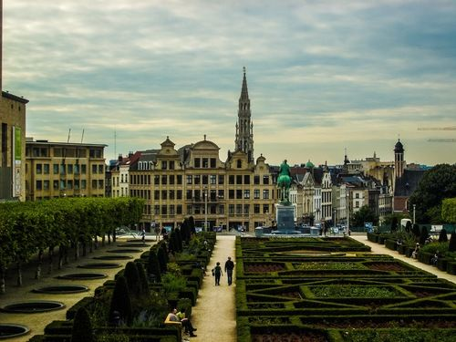 Brussels — New Quest Adventures
