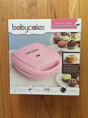 #Babycakes #cupcake #maker with box pink,  View more on the LINK: 	http://www.zeppy.io/product/gb/2/162111179791/