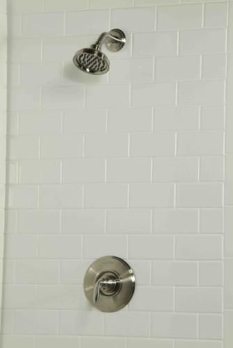 60 X30 6x3 Subway Tile Pattern Tub Wall Kit 4 30 X 60 Panels