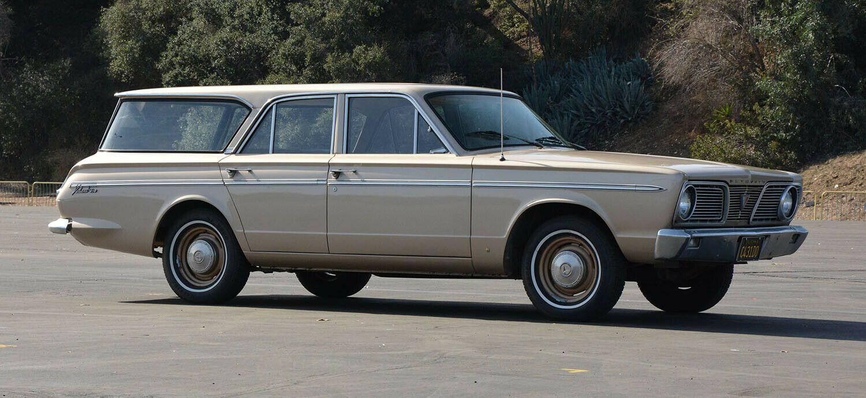1966 Plymouth Valiant 200 Wagon Ebay Plymouth Valiant Wagon