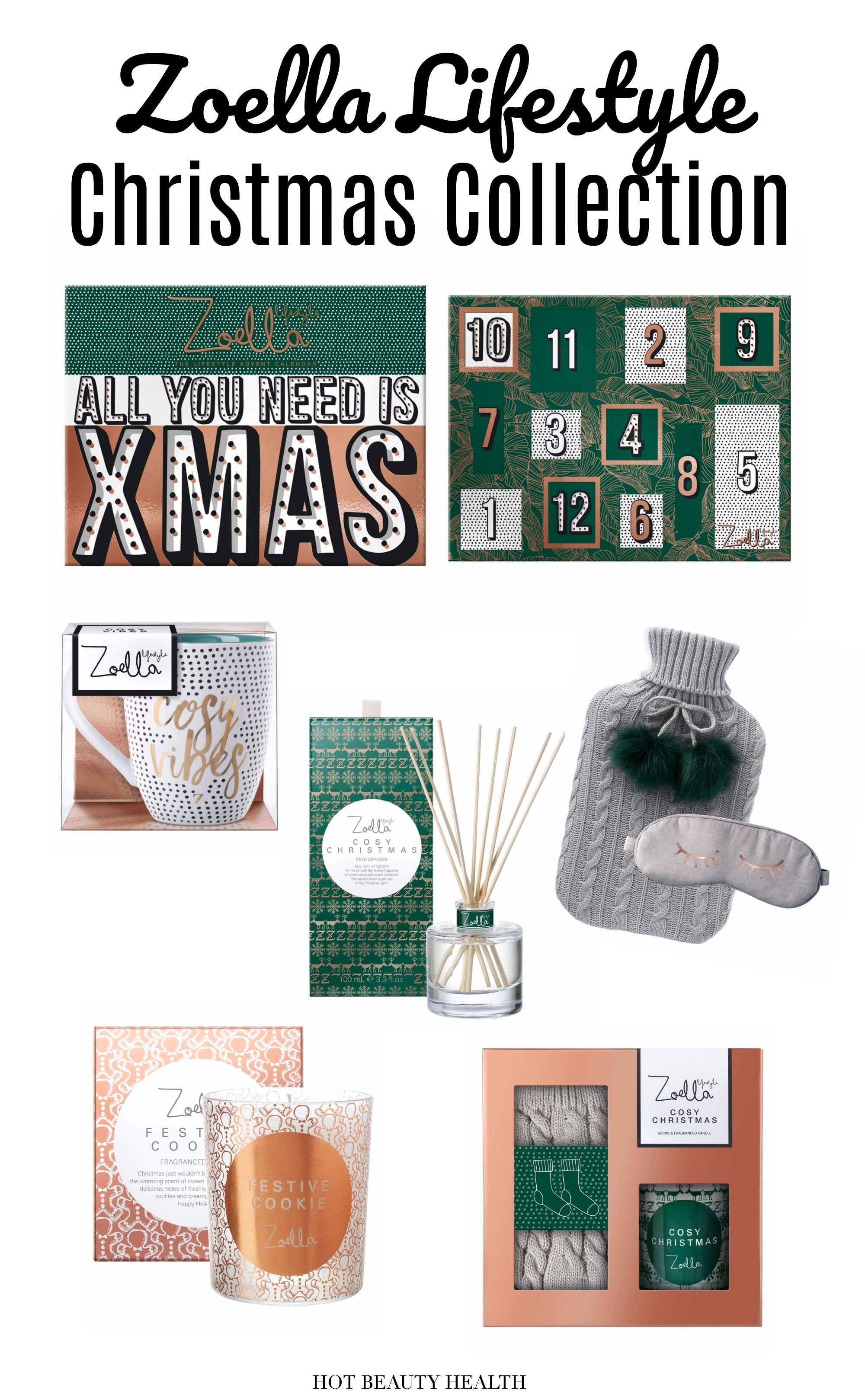 0ed3eccd97 Zoella Lifestyle Christmas Collection is So Dreamy   Hot Beauty ...