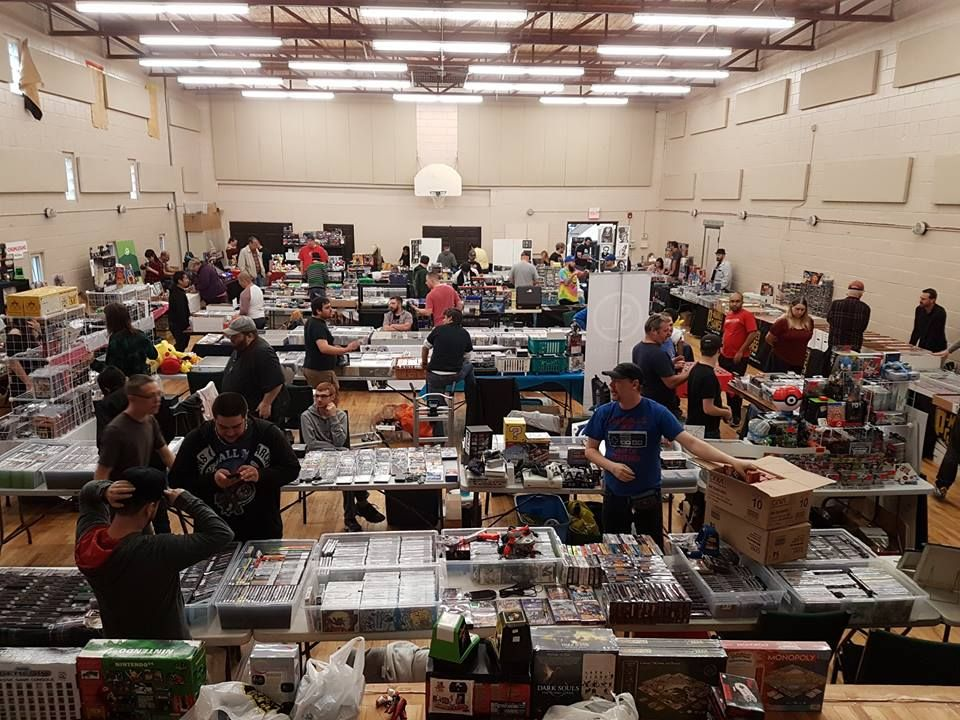 Durham Video Game Convention