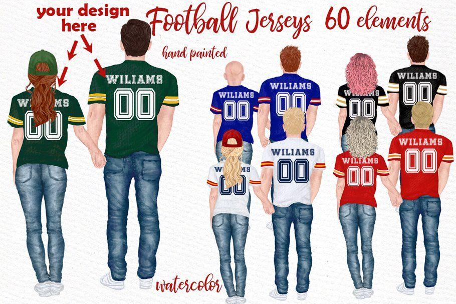 Striped Football Shirt Clipart Football Shirts Shirt Clipart