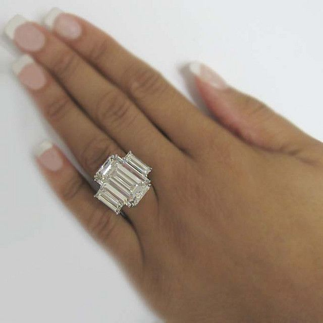 18 Carat Diamond Engagement Ring