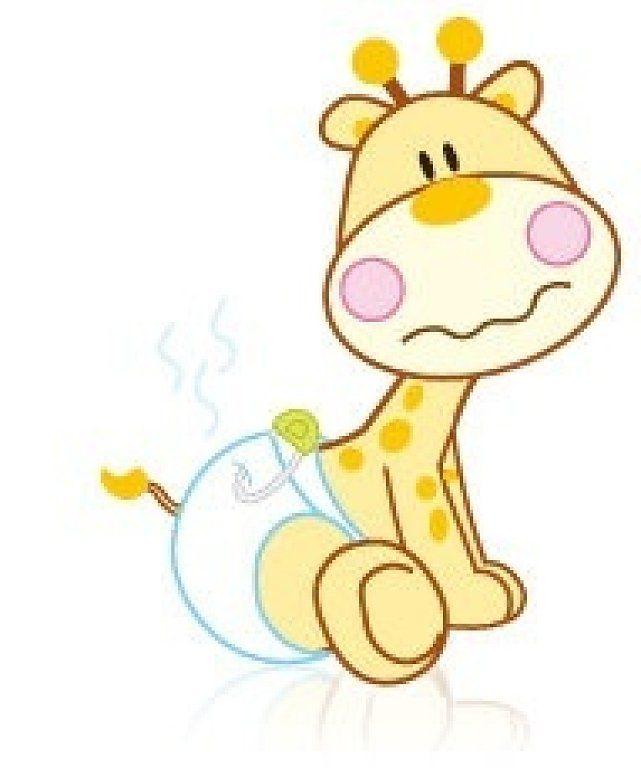 Dibujos E Imagines Infantiles Para Lo Que Querais Aprender Manualidades Es Facilisimo Com Baby Painting Giraffe Drawing Baby Prints